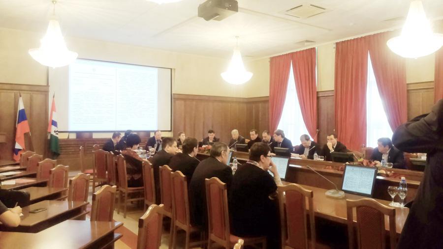 комитет по госполитике законодательного собрания Новосибирской области
