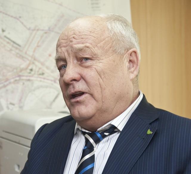 Петр Овчинников. Фото - Андрей Баулин.
