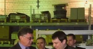 Владимир Перетолчин (справа) и Радомир Марич.