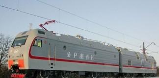 Важным событием 2015 года для ЗабЖД стала поставка 86 электровозов серии ЭС5К «Ермак».