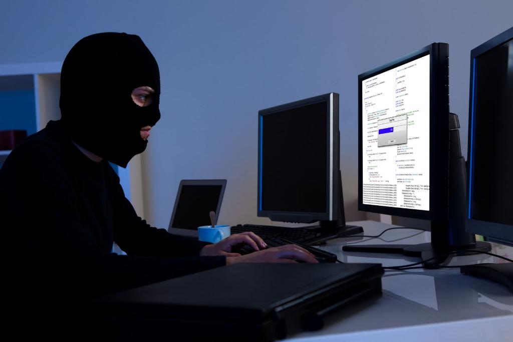 В горном Алтае возбудили уголовное дело против хакеров, которые, как полагает полиция, действовали группой.