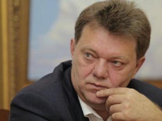 Мэр Томска Иван Кляйн.