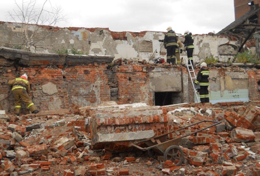 Обрушение здания бойни в Новосибирске произошло в середине сентября.