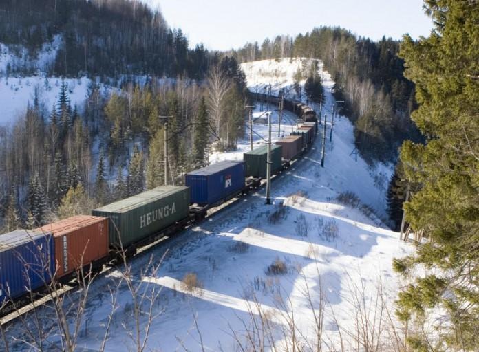 Миниатюра для: Грузооборот Западно-Сибирской железной дороги в Новосибирском регионе вырос на 2,9%