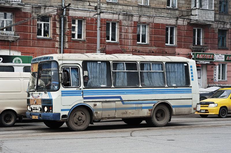 Кто контролирует рынок пассажирских перевозок Новосибирска