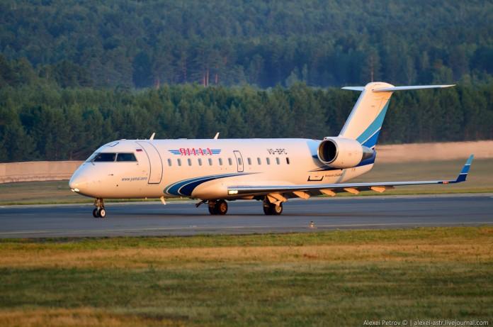 Миниатюра для: Из аэропорта Емельяново впервые запустят прямые рейсы в Тюмень и Горно-Алтайск
