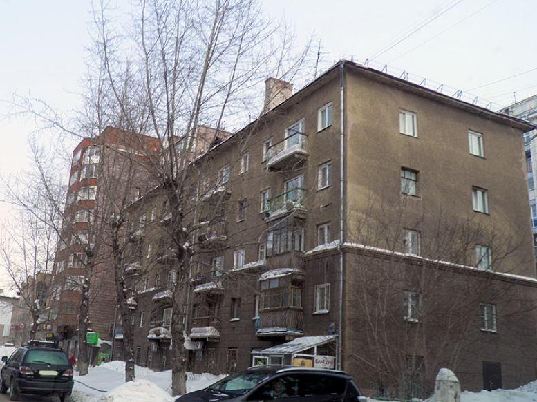 Недвижимость ОАО «Новосибирский Гортоп» в жилом доме № 54 по ул. Советской аудиторы оценили в почти 30 млн руб.
