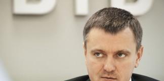 ВТБ - Вячеслав Брюханов