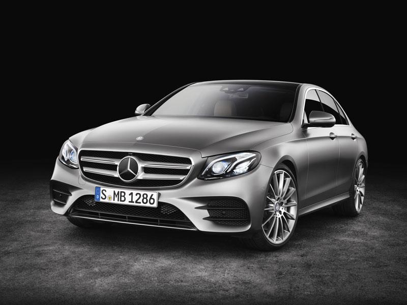 Mercedes-Benz-Е-Сlass
