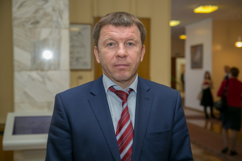 Дмитрий Козловский Фото: http://vedomosti.sfo.ru