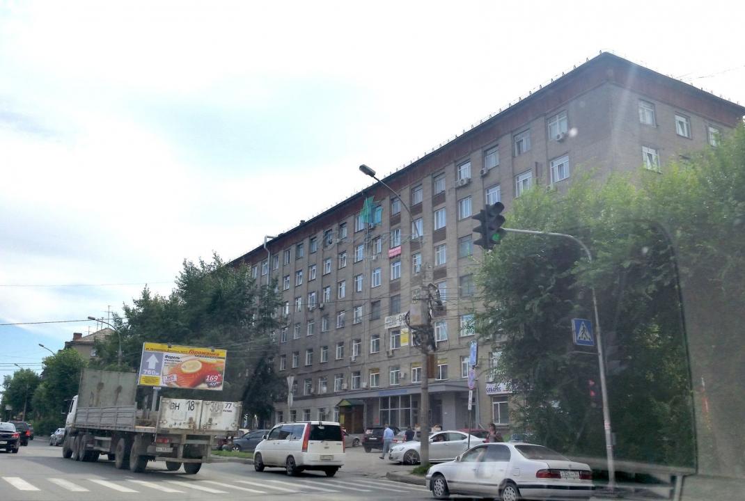 БЦ около ТЦ «Горский».