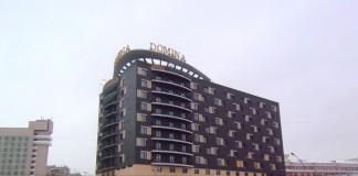 Четырёхзвёздочный отель Domina открылся в центре Новосибирска.