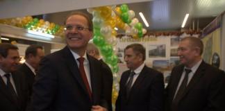На встрече с Василием Юрченко речь должна была идти об острых и проблемных вопросах работы в должности губернатора