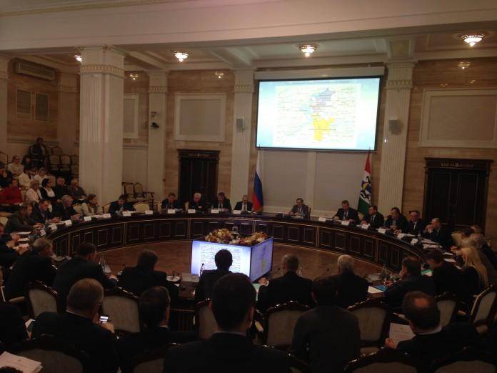 Миниатюра для: В Новосибирской области создали комиссию  по вопросам градостроительства и земельных отношений