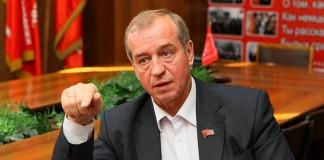Губернатор Иркутской области Сергей Левченко намерен «паравозить»областной список КПРФ на выборах в Госдуму, но обещал обеспечить законность выборной процедуры как губернатор.