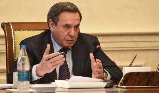 Миниатюра для: Владимир Городецкий изменил структуру правительства НСО