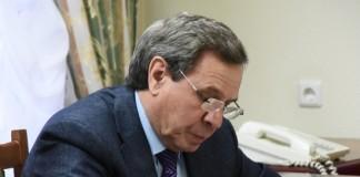 Владимир Городецкий пересматривает структуру регионального правительства