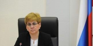 Врио губернатора Забайкальского края Наталья Жданова.
