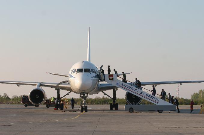 Международный аэропорт г. Кемерово