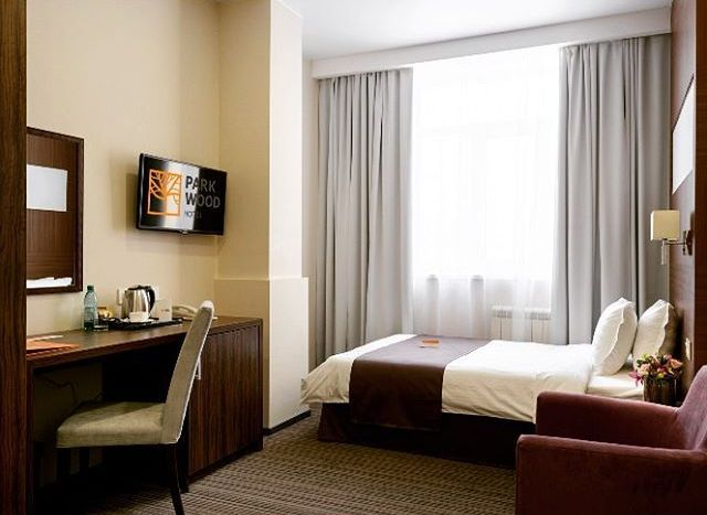 Миниатюра для: В новосибирском Академгородке открылся четырехзвездочный отель Park Wood