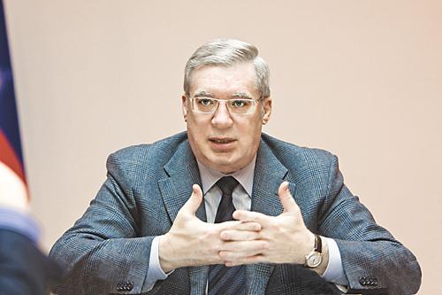 Губернатор Красноярского края Виктор Толоконский высказал ряд замечаний к плану устойчивого развития, предложенному правительством региона.