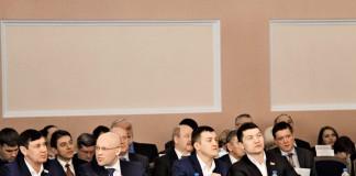 На шестой сессии Совета депутатов