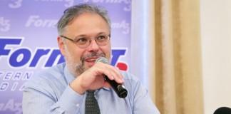 Михаил Хазин не исключает выдвижения на выборы в ГД по Новосибирской области Фото rodina.ru