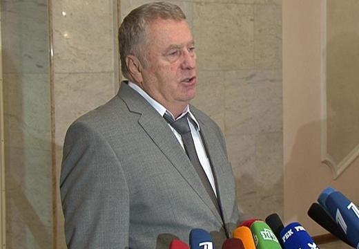 Владимир Жириновский отмечает, что ЛДПР сложно работать в Новосибирской области Фото http://ldpr.ru