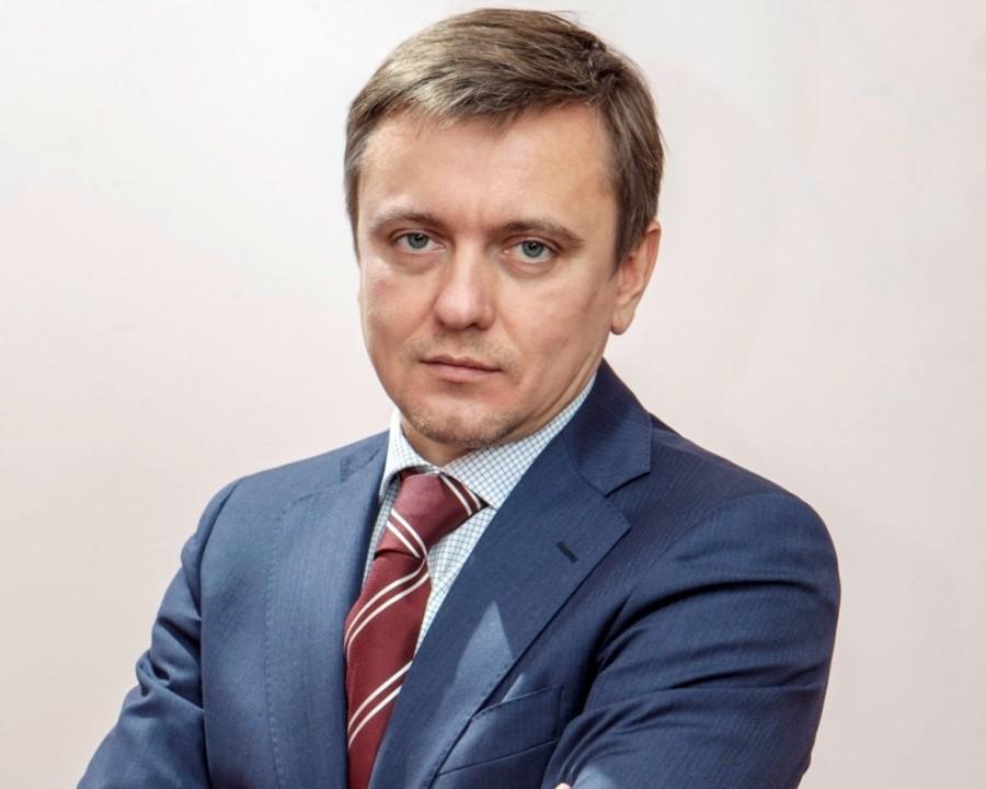 Руководитель дирекции банка ВТБ в Новосибирске Вячеслав Брюханов.
