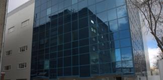 Новый производственный корпус ОАО «Катод» со сверхчистыми помещениями.