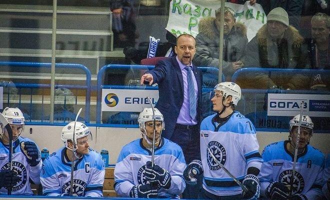 ХК «Сибирь» завершил сезон 2015/16.