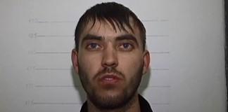Один из участников новосибирской банды разбойников.