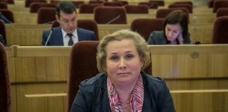 Татьяна Есипова планирует выдвижение на праймериз ЕР по партсписку Фото Законодательного собрания Новосибирской области