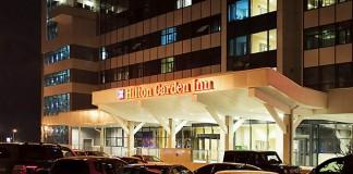 В Красноярске построят 5-звездочный Hilton