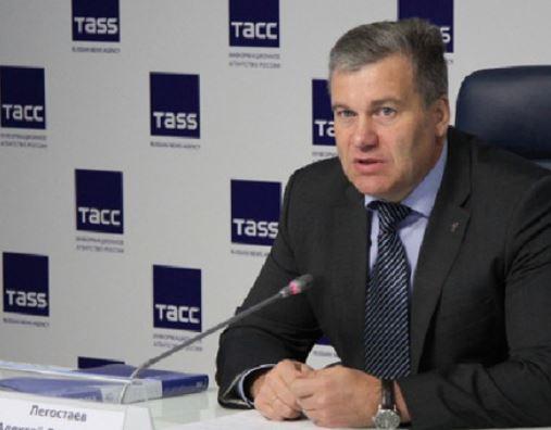 Глава УФНС по НСО Алексей Легостаев.