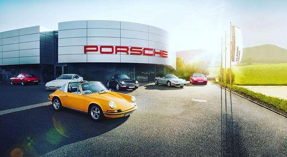 Миниатюра для: Porsche продолжит работу с «СЛК-Моторс»