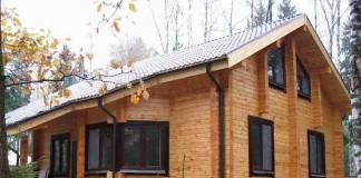 На строительный рынок Бурятии в качестве инвестора приходит компания «Русский дом», возводящая объекты, подобные изображённому.