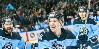 ХК «Сибирь» в четвертьфинале Кубка Гагарина.