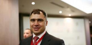 Основатель «САХО» Павел Скурихин.