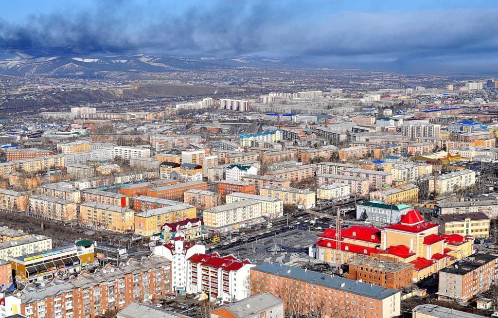 Почти 70% бурятских малых предприятий сосредоточено в региональной столице - Улан-Удэ.
