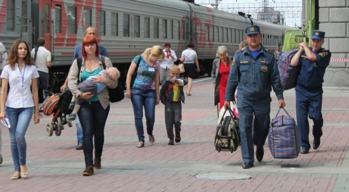 Миниатюра для: Помощь беженцам с Украины сплотила народ и власть
