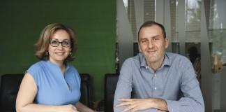 Андрей Алексеев Марина Гуляева