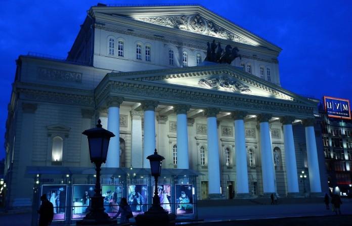 Миниатюра для: Режиссер «Тангейзера» поставил спектакль вБольшом театре
