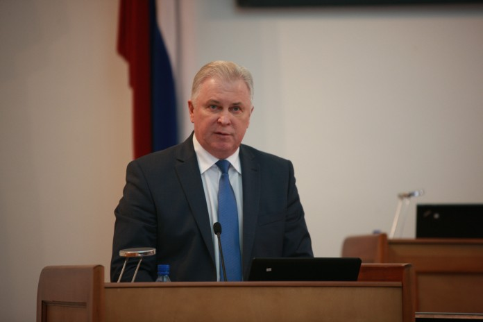 Миниатюра для: Глава Бурятии обозначил антикризисные меры для региона наближайший год