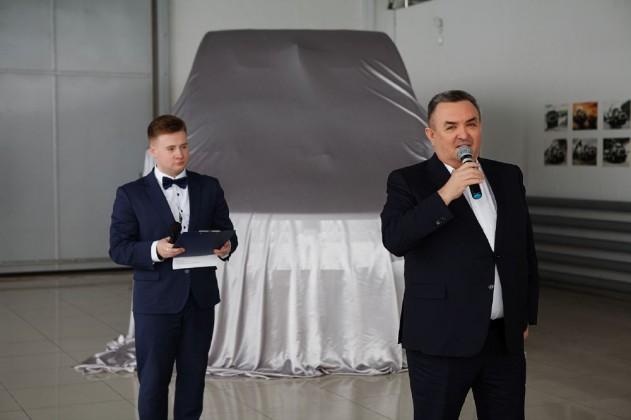 «ГАЗель» Next автоцентр «Сармат»