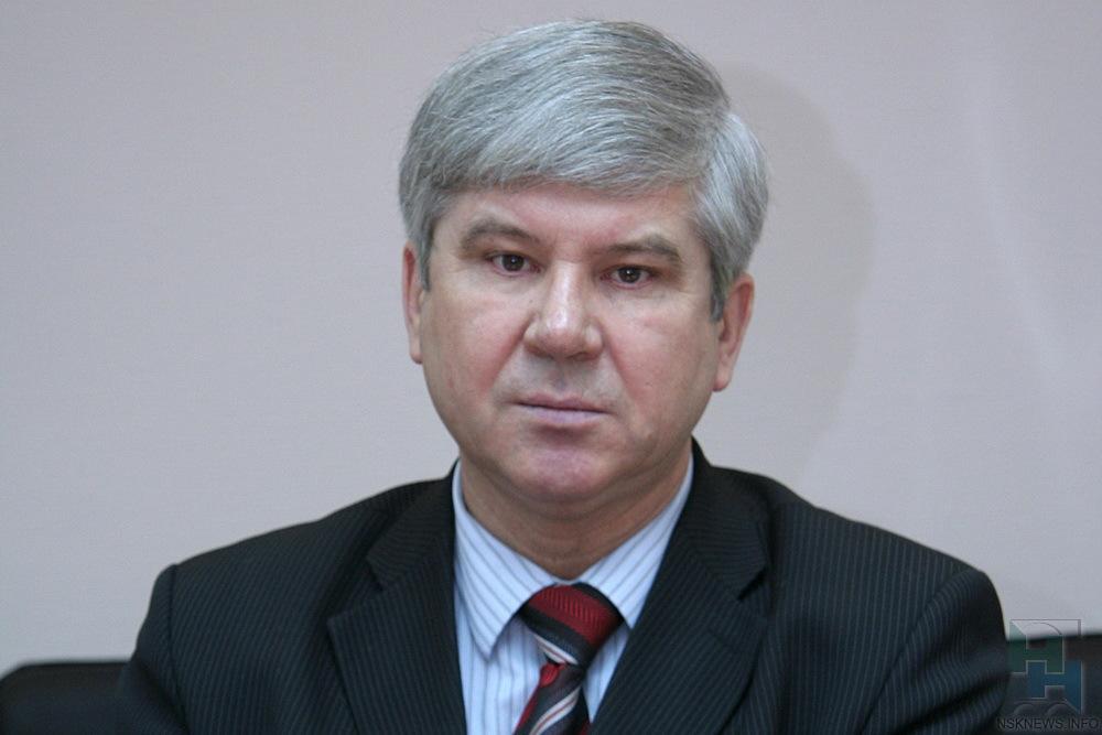 Председатель комитета Михаил Яцков после преобразования ведомства в отдел уволен по сокращению штатов Фото nsknews.info