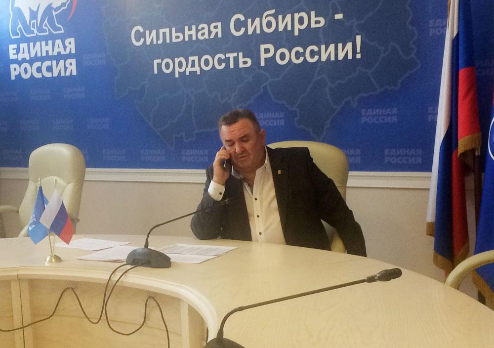 секретарь новосибирского областного отделения ЕР Валерий Ильенко напомнил, что на праймериз перед региональными выборами в 2015 году явка была несколько выше