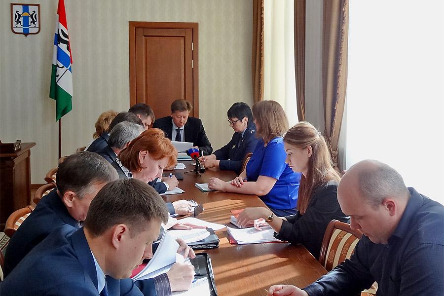 В Новосибирской области в первый класс будут приняты все дети