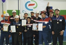 Команда победителей ТЭЦ4