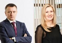 Вячеслав Брюханов и Елена Зайцева